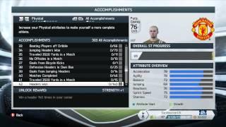 FIFA 14 BAP All Accomplishments