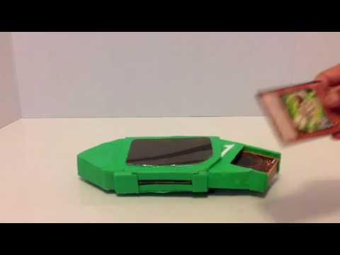Yu-Gi-Oh Arc-V Duel Disk (part 1)