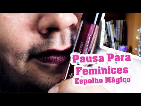 Vídeo Blogueira de São Carlos passa batom no namorado