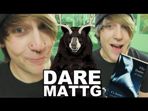 DARE MATTG 42 (CUT OFF MY FINGER Mom Pranked, 50 Shades of grey in Tim Hortons, Call Me Maybe)