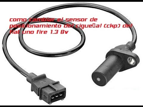 como cambiar el sensor de posicionamiento del cig u00dce u00d1al  ckp  del fiat uno fire 1 3 8v youtube manual de chevrolet s10 2003 manual de chevrolet s10 2003 en español