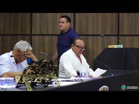 Sessão da Câmara Municipal do dia 11 de Setembro de 2017