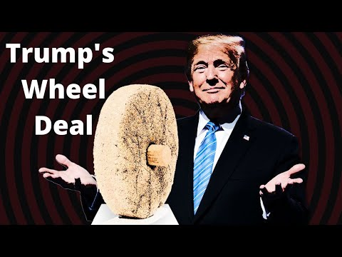 TRUMP Says We MUST Protect The Inventor Of The WHEEL!