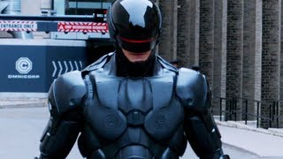 Robocop Trailer 2014 Movie Official 2013 Teaser [HD