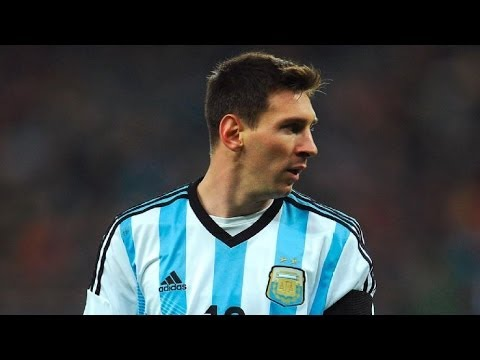 Argentina vs Slovenia 2-0 All Goals & Highlights 08/06/2014  Friendly