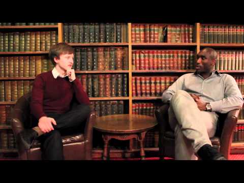 Oxford Union - Sol Campbell - Speaker Profile