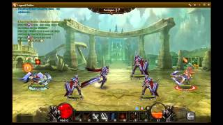 LEGEND ONLINE PORTUGUES- PET AMAZONAS