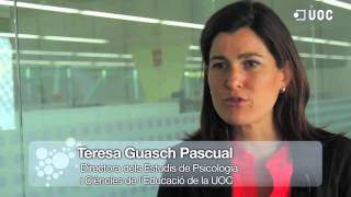 Presentació dels Estudis de Psicologia i Ciències de l'Educació de la UOC