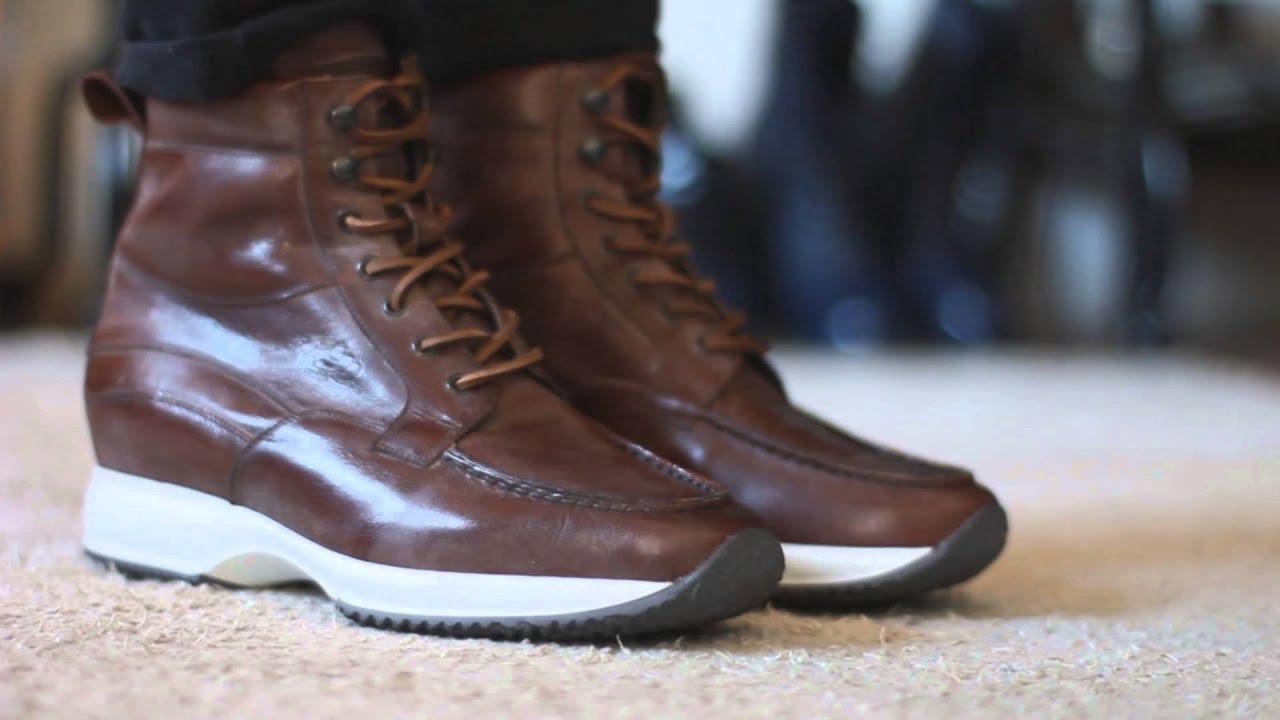 La scarpe con rialzo interno per aumentare la statura for Interno 1 scarpe