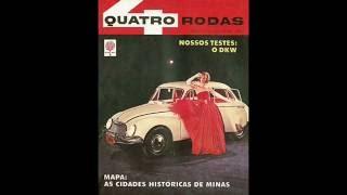 old cars manufactured in Brazil Capas da revista 4 rodas teste view on youtube.com tube online.