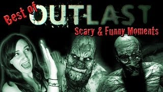 Outlast Scary (& Funny) Best Reactions Compilation
