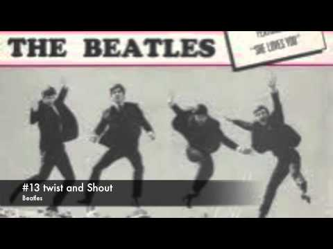 Beatles greatest hits top 20 best songs youtube