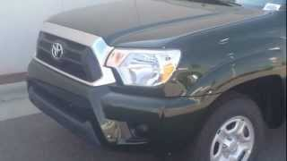 How to install ported subwoofer box in your Toyota Tacoma Double Cab videos
