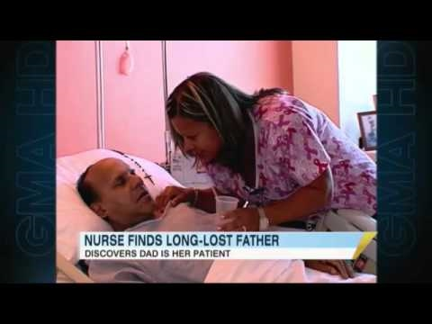 Nurse Finds her Long-Lost Father in Patient