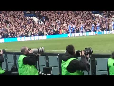 Eden Hazard Penalty - Chelsea versus Tottenham
