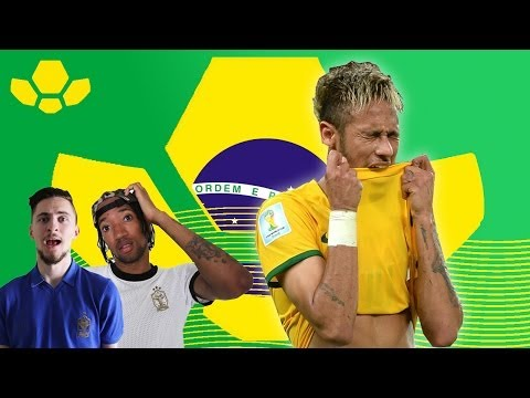 Neymar & Silva Out! Are Brazil Doomed? | Comments Below