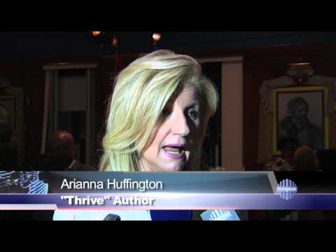"Arianna Huffington Presents ""Thrive"""