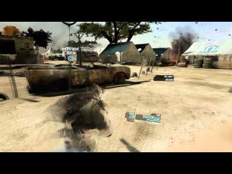 Геймплей Ghost Recon: Future Soldier