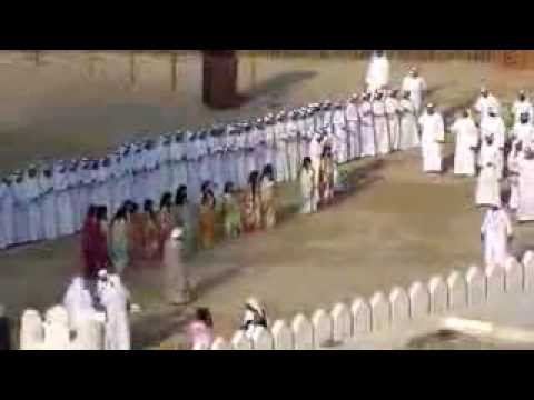The Opening of the Qasr Al Hosn Festival February 20 2014