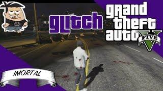 Dica: Grand Theft Auto V (GTA V) Como Ficar Imortal