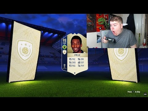 The CRAZIEST FIFA 18 world cup pack opening you will EVER see! (FIFA 18)