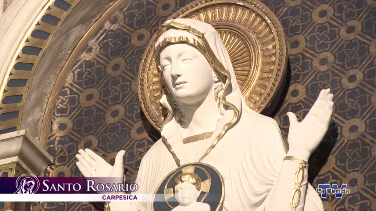 Santo Rosario - 14 maggio - Carpesica