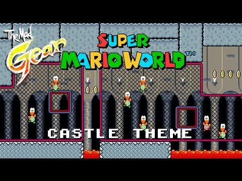 Castle Theme // Super Mario World // Doom Metal Cover // The Mad Gear