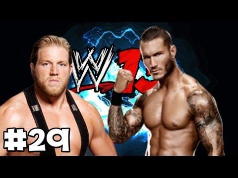 WWE 13 - Universe Mode - Episode 29 (Raw & Smackdown) (HD) (Gameplay)