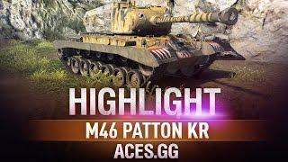 Лютый Кореец! M46 Patton KR