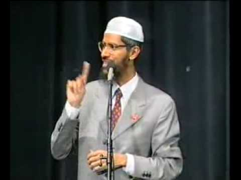 islam vs kristen 24 DR.m. zakir naik vs dr. william cambel - YouTube