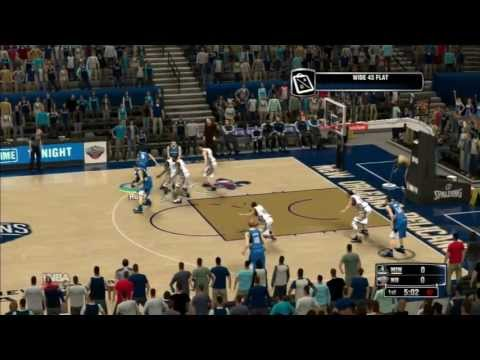NBA 2K14: New Orleans Pelicans vs Minnesota Timberwolves Gameplay