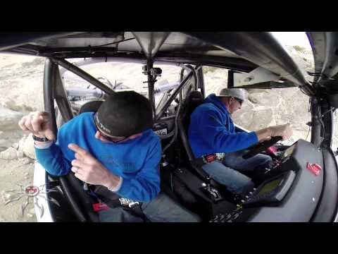 King of the Hammers 2014 Jeep Testing KOH 2014 Crispy - Poison Spyder Customs