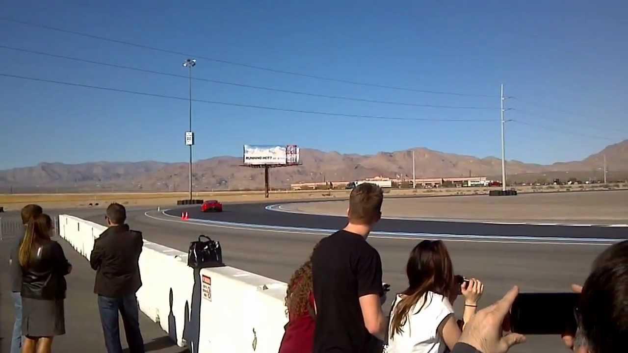 F1 Ride Along Las Vegas