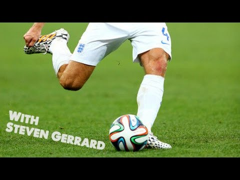 Steven Gerrard | How to pass, shoot & improve your game