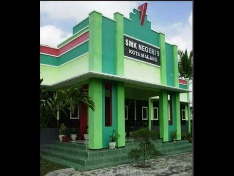 JANJI MORAL ANAK BANGSA siswa-siswi SMKN 9 Kota Malang
