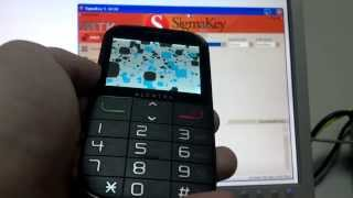 Alcatel OT-2000 Unlock With Sigma