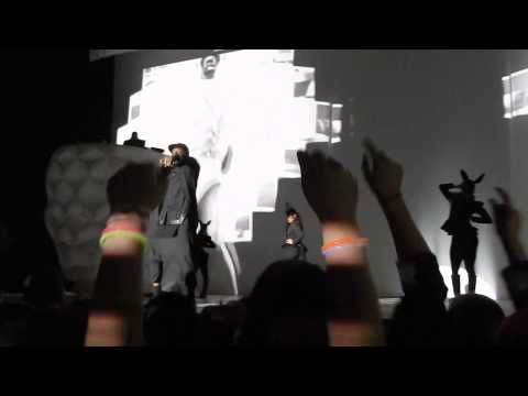Will.I.Am solo #WillPower Tour - Lets Get Freaky HD