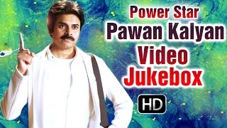 Power Star Pawan Kalyan Super Hit Full HD Video Songs