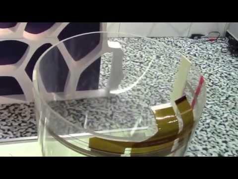 SID Display Week 2014 - Cima NanoTech Booth Tour