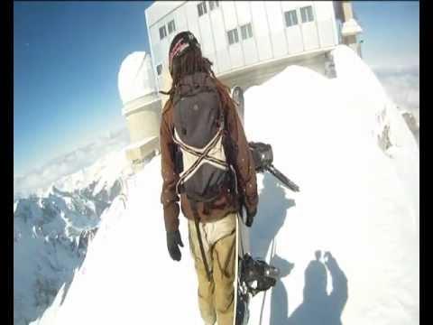 Pic du Midi : l'espace freeride plus beaux spots de ski du monde