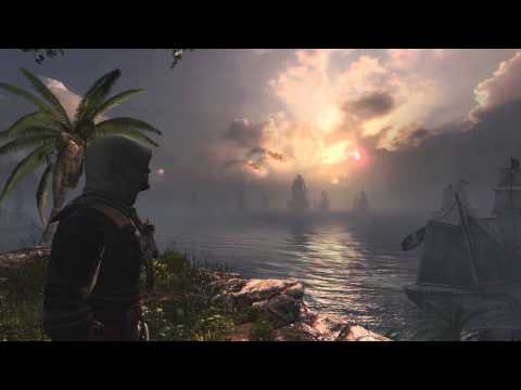 E3 Official Gameplay Demo - Assassin's Creed 4 Black Flag [ANZ]