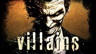 Can villains be heroes?
