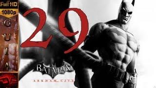 Batman Arkham City Español Parte 29Rescate De Nora