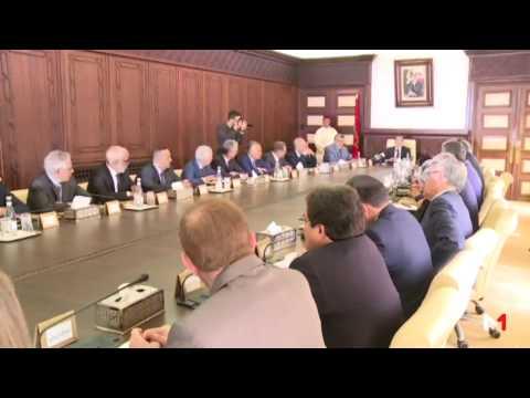 أول اجتماع لمجلس للحكومة برئاسة سعد الدين العثماني