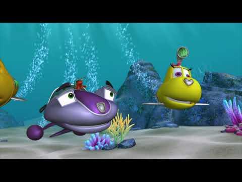 Potápaj sa Olly  - Dagov zástupca