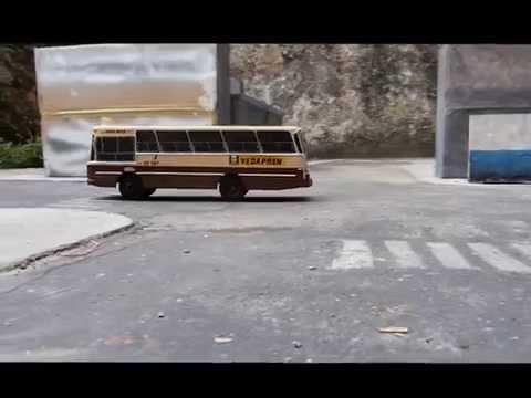 Ônibus antigo da Empresa Parada Inglesa/SP