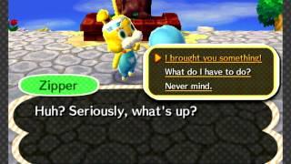 Animal Crossing: New Leaf Bunny Day