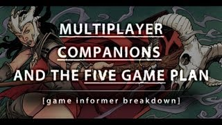 More Inquisition! Multiplayer, Companions and the Five Game Plan (Dragon Age)