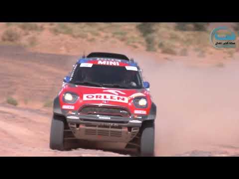رالي المغرب 2018: المرحلة الثالثة (أرفود - مرزوكة)