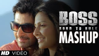 BOSS Mashup Video | Bengali Movie 2013